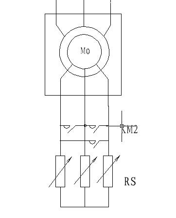 水阻柜工作原理_水阻柜启动原理图